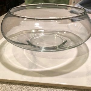 Other - Vintage glass dish - bowl